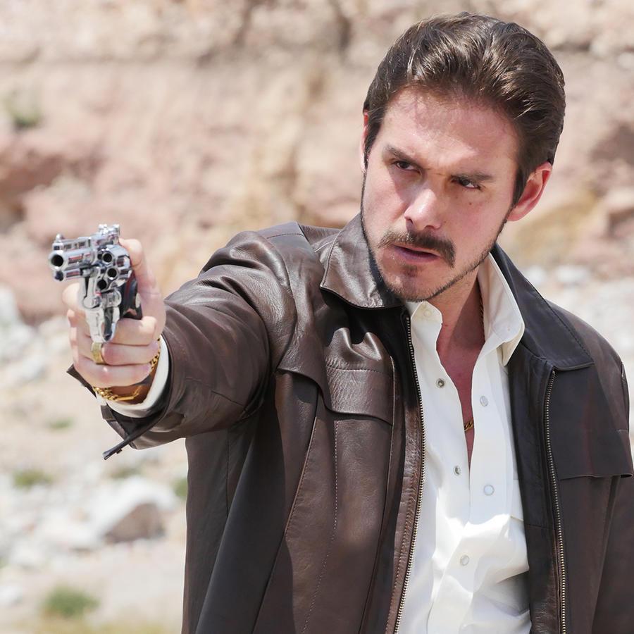 Oscar Priego, El Gallo, furioso, Señora Acero La Coyote