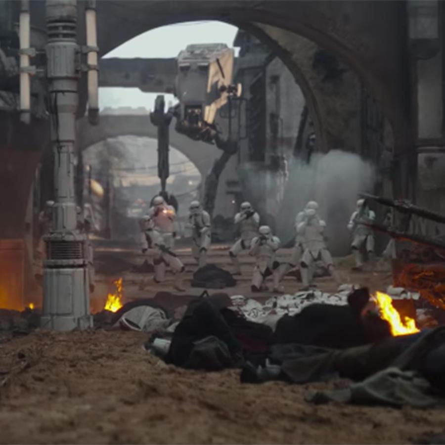 """Mira el nuevo tráiler de la película """"Rogue One: A Star Wars Story"""""""