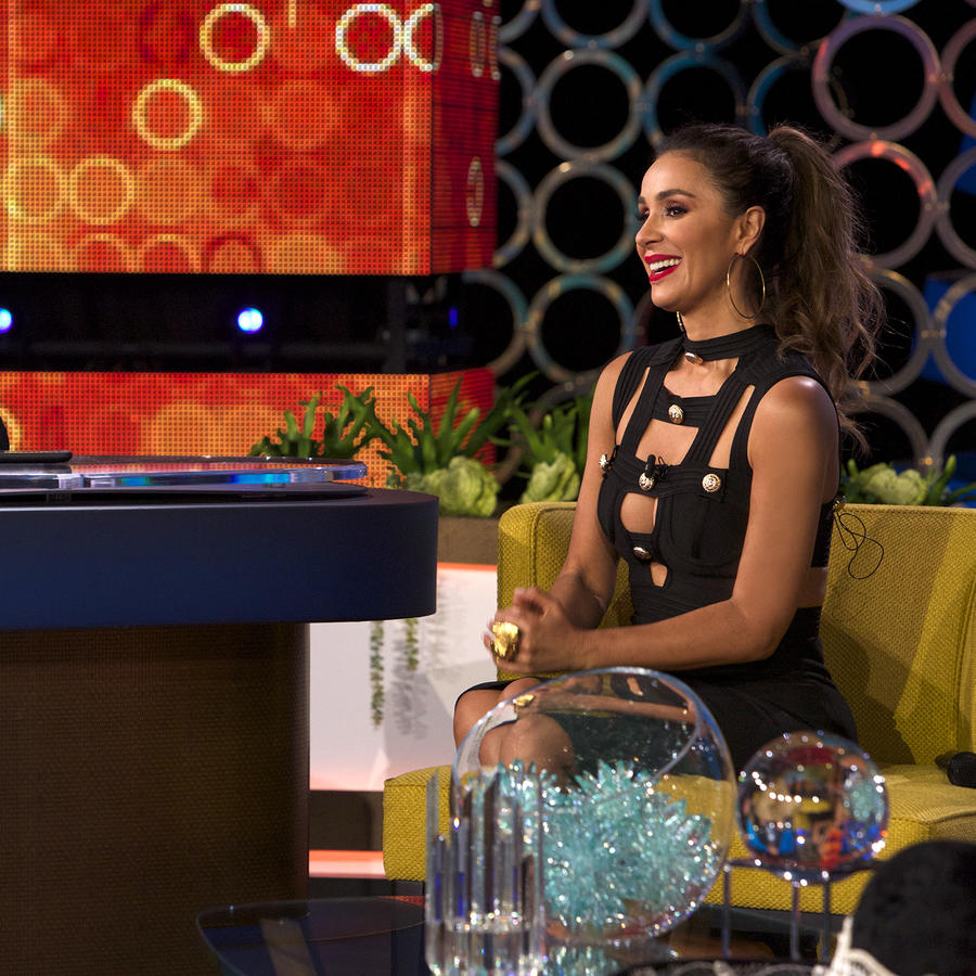 Catherine Siachoque en Don Francisco Te Invita