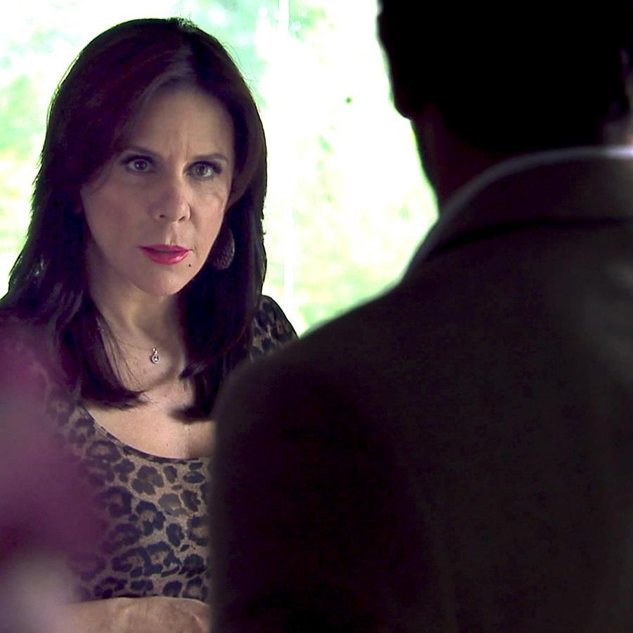 Rebecca Jones en La Doña