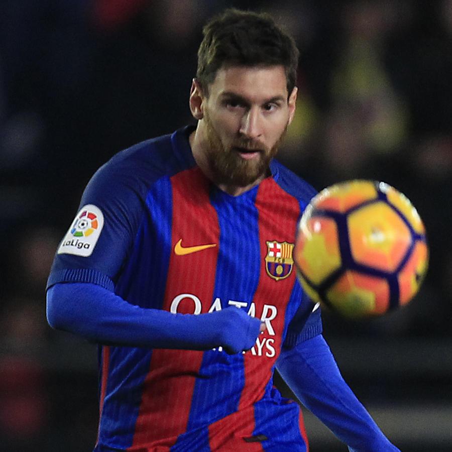Messi rescata y el Barca empata con Villarreal