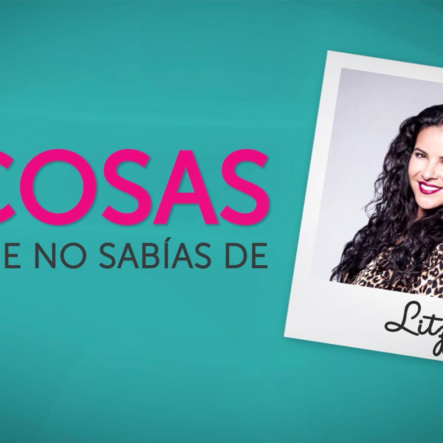 Litzy Domínguez, actriz, 6 cosas que no sabías, club de novelas