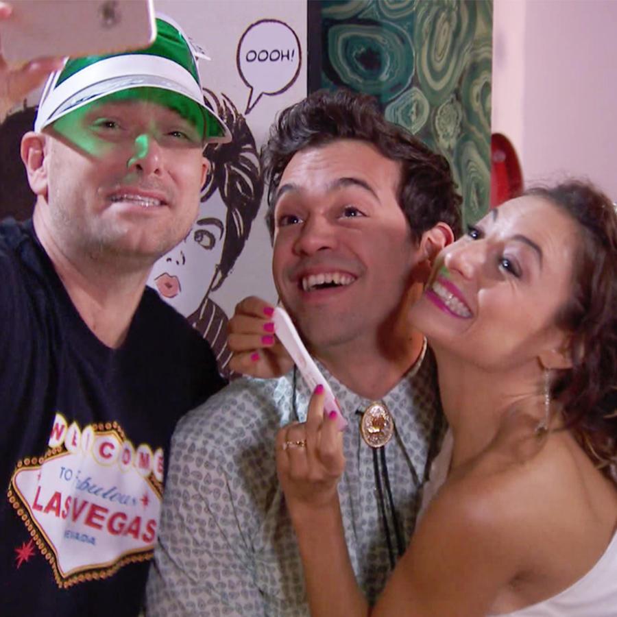 Marimar Vega, Stella, feliz, Silvana Sin Lana