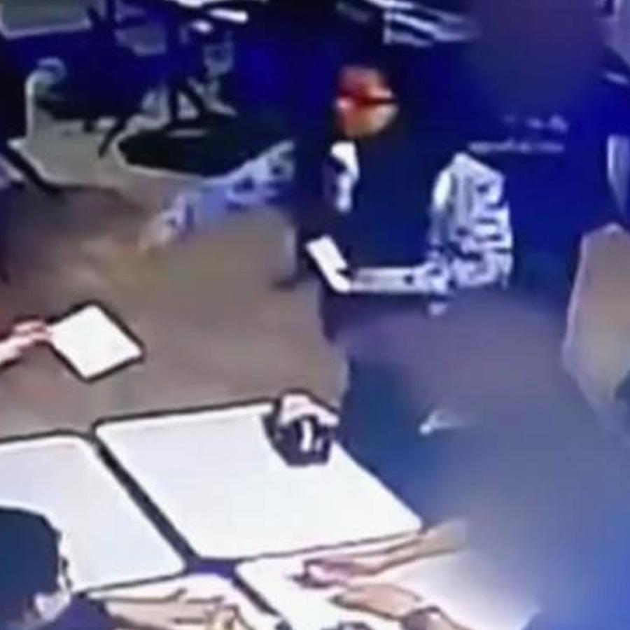 Violencia y terror en un salón de clases en México