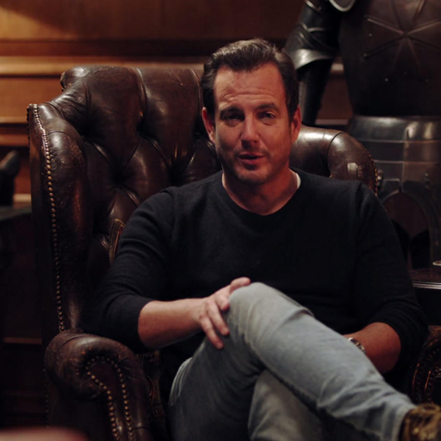 "Will Arnett te invita a ver ""The LEGO Batman Movie"""