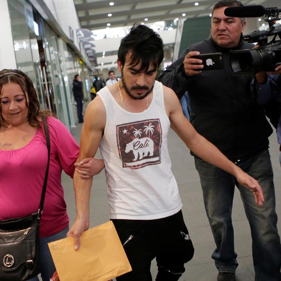 deportado mexicano