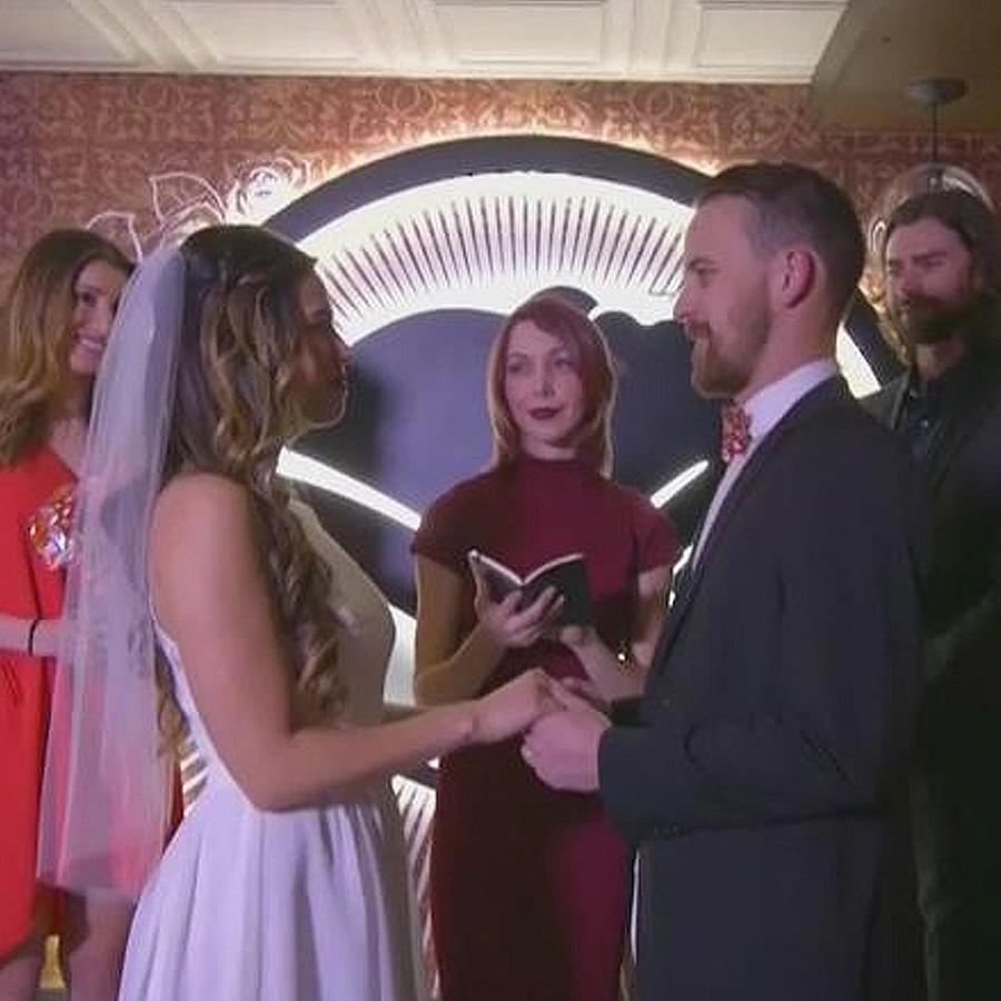 boda en taco bell
