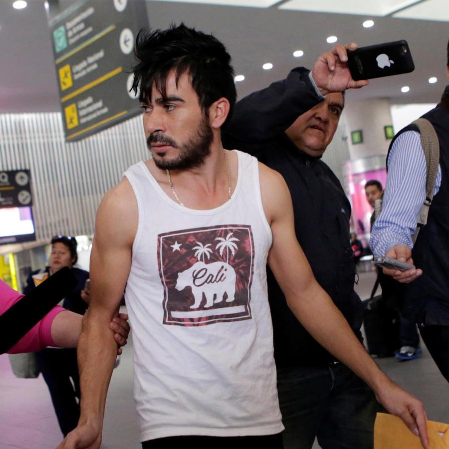mexicano deportado