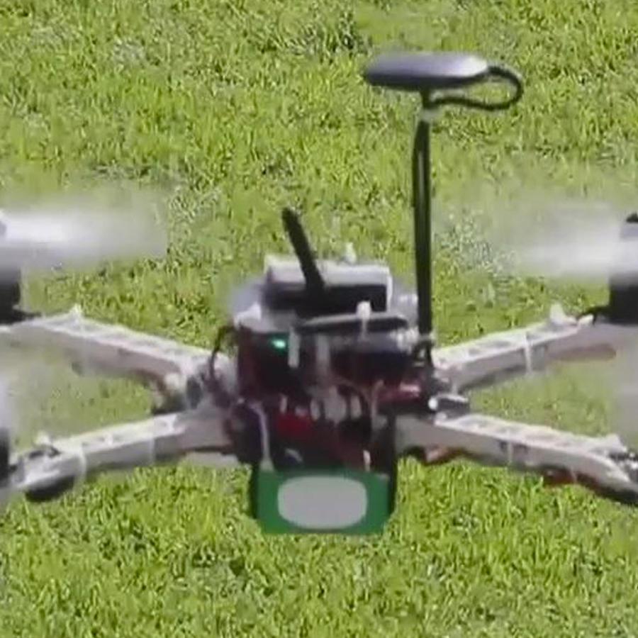 drones para el bullyng