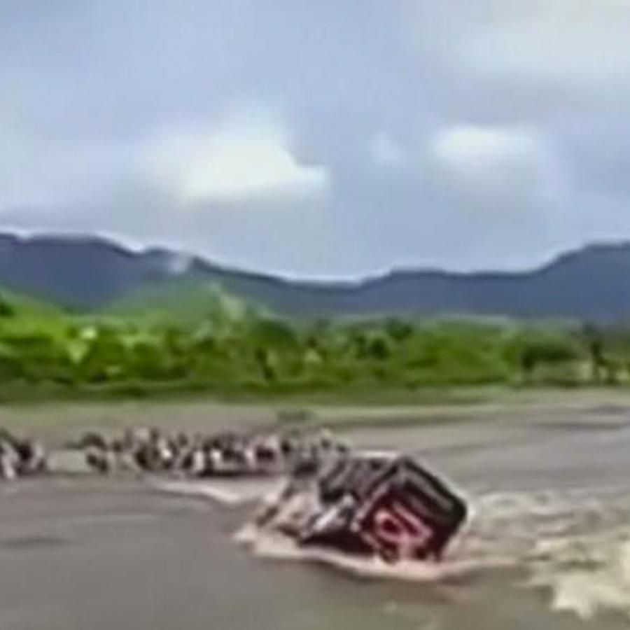 rio arrastra bus