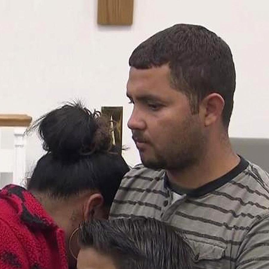 madre a punto de deportacion