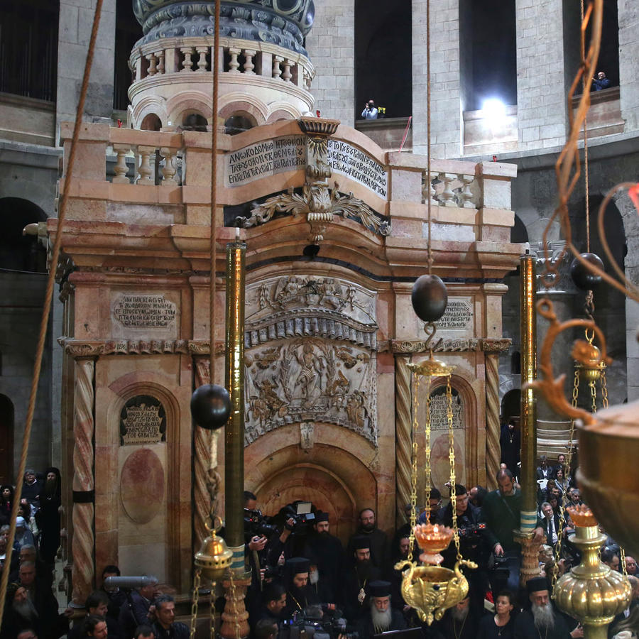 tumba de jesucristo