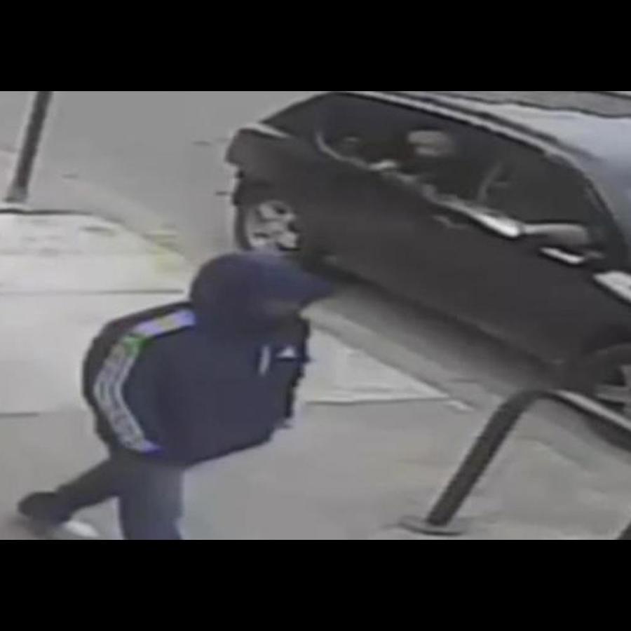 ladron roba camioneta