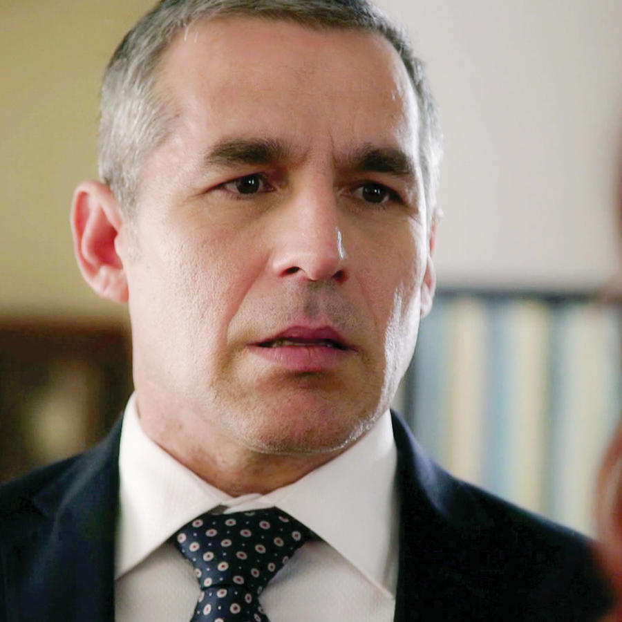 Juan Ríos Cantú, Rafael, nervioso, La Doña
