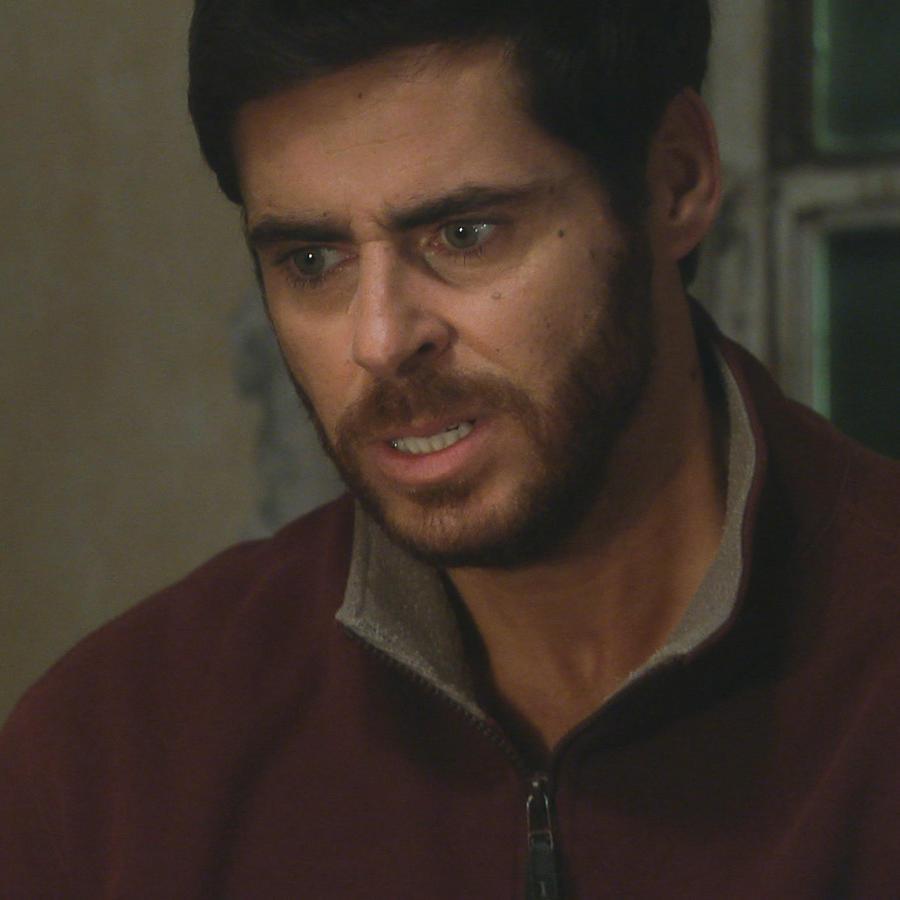 José María Galeano, Braulio, sorprendido, La Doña