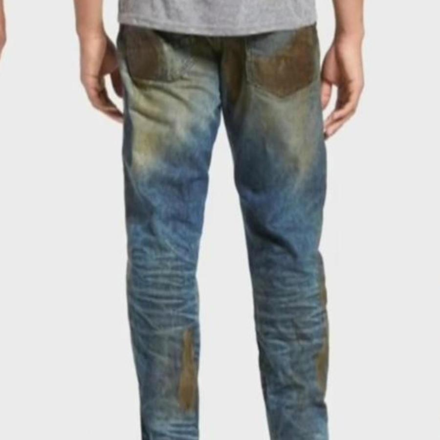 jeans enlodados