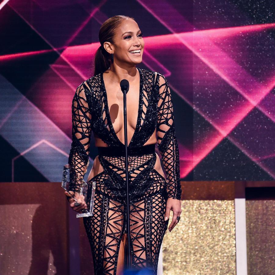 Jennifer Lopez gana en Premios Billboard 2017