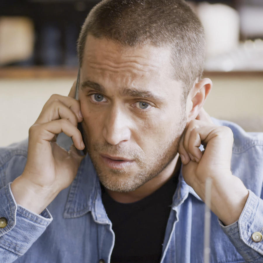 Michel Brown en La Querida del Centauro.
