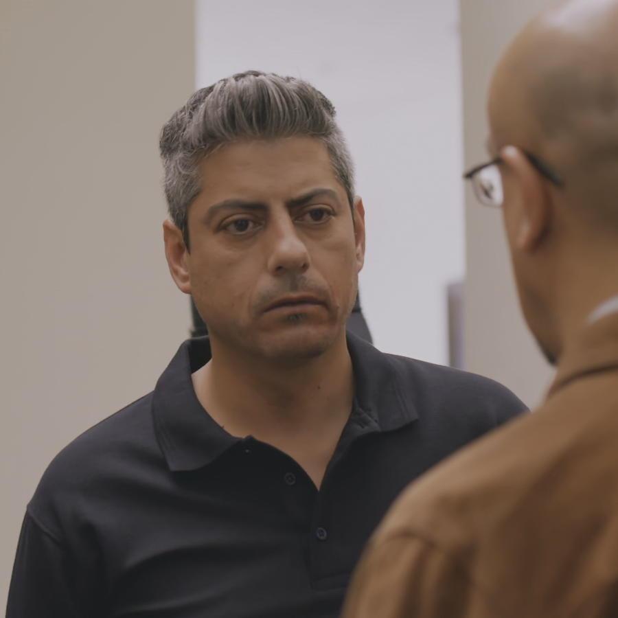 Oscar Toledano en La Querida del Centauro 2