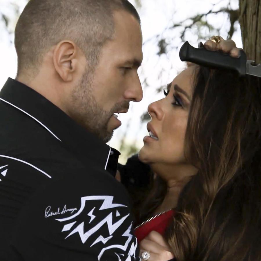 Rafael Amaya, Vanessa Villela, juntos, El Señor de los Cielos