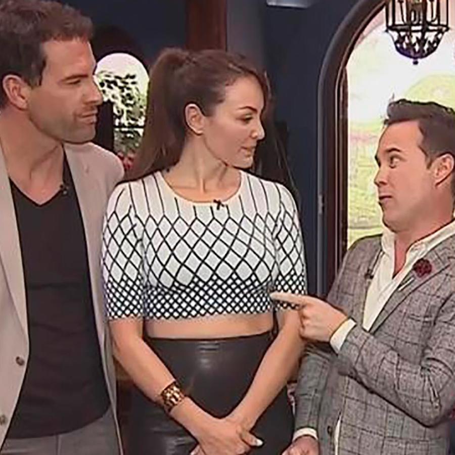 Carolina Gómez, Miguel de Miguel y Antonio de la Vega hablan sobre Sangre de mi Tierra