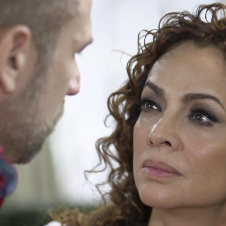 Rafael Amaya y Maricella Gonzales en El Señor de los Cielos 5