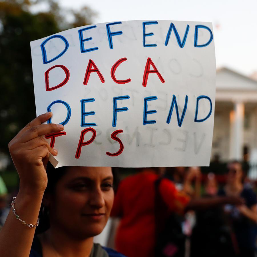 Defienden DACA y TPS