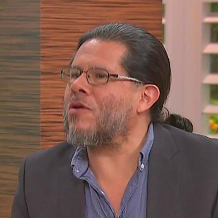 """Nos visita el gran actor Jorge Zárate quién interpreta al """"Indio Amaro"""" en Señora Acero 4"""