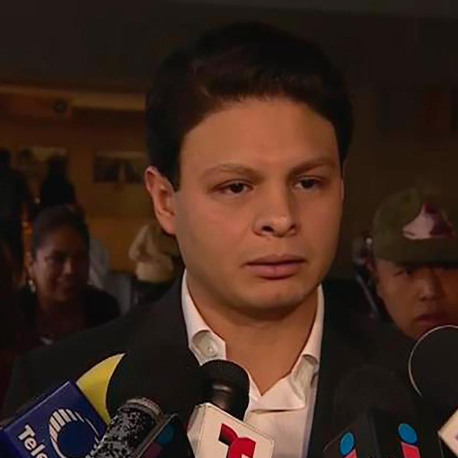 Giovanni Medina está preocupado por la salud mental de su ex pareja, Ninel Conde
