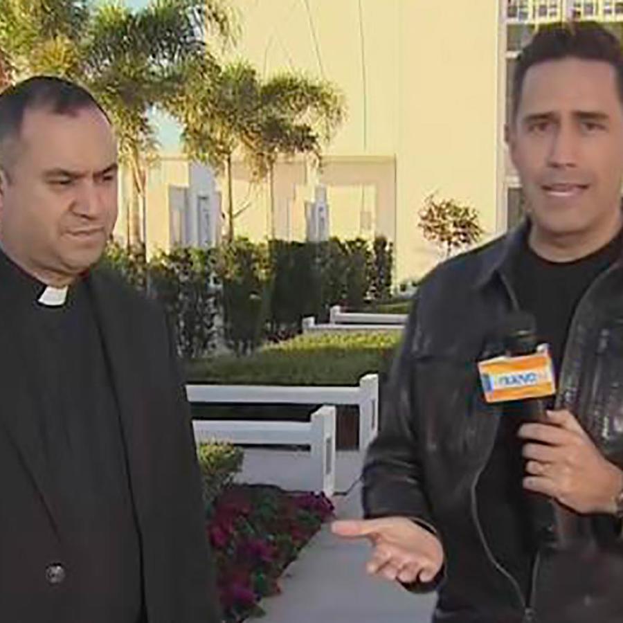 Te mostramos cómo fueron las celebraciones del Día de la Virgen de Guadalupe en Miami