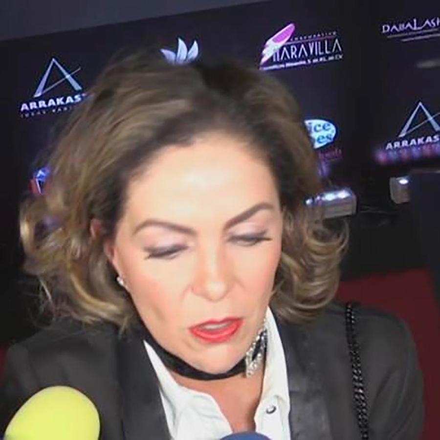 Tita Marbez esta lista para comenzar un pleito legal con los nietos de Cantinflas