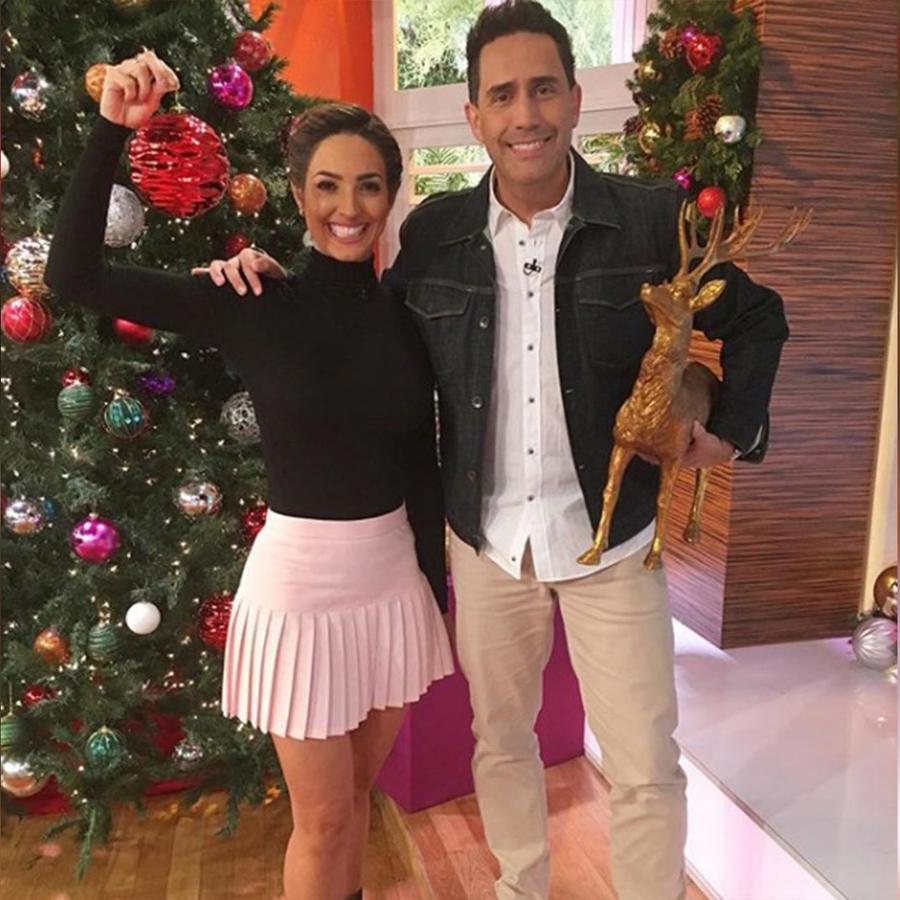 Erika Csiszer y Camilo Montoya te cuentas todas las noticias del mundo del espectáculo