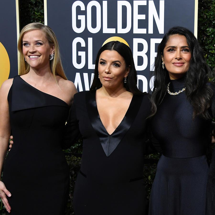 Time's Up: movimiento estrella en los Golden Globe 2018