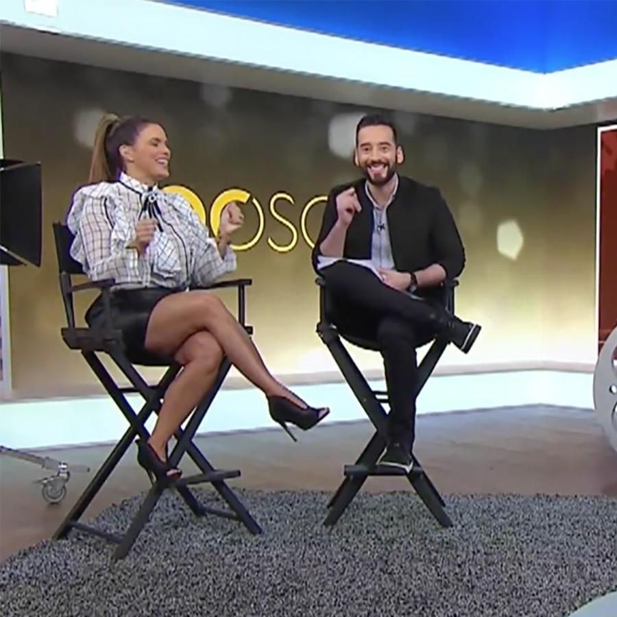 Francisco Cáceres, experto en cine, nos cuenta quiénes son los nominados a los Oscars