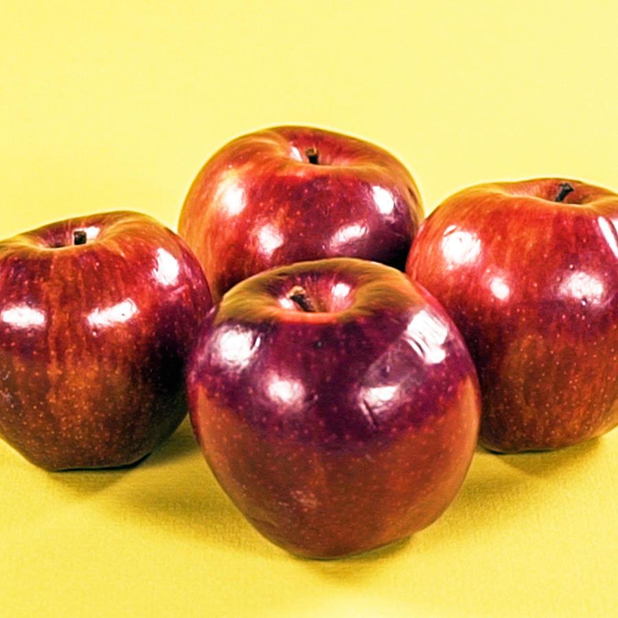 Manzanas vs. Manzanas: calorías de las frutas