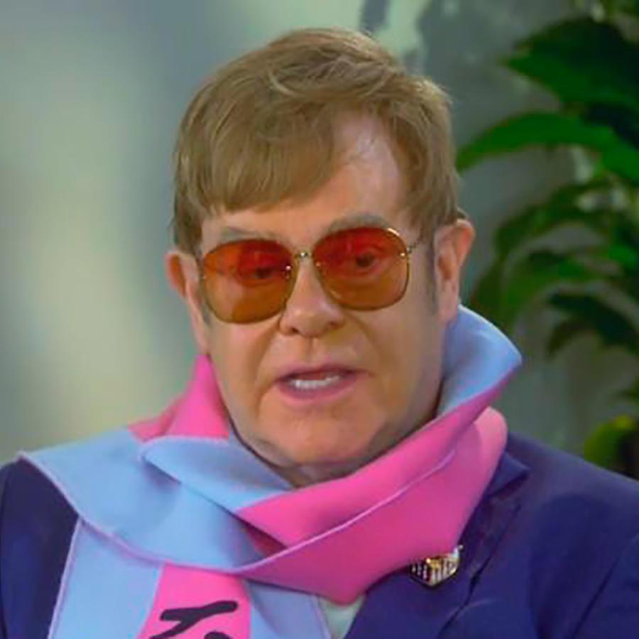 """Camilo Montoya entrevistó a Elton John quién habló de la nueva película """"Sherlock Gnomes"""""""