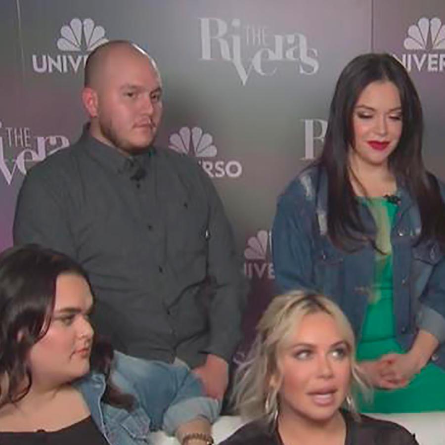 """The Riveras"", la serie sobre la familia de Jenni Rivera estrena una nueva temporada"