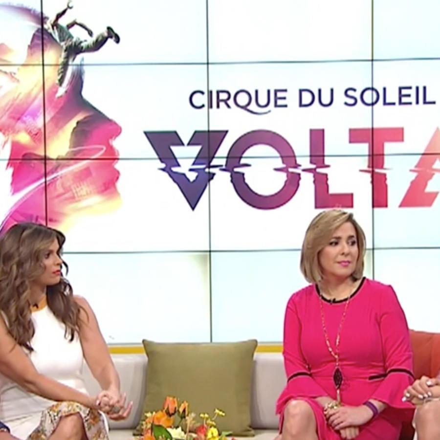 Un acróbata del Cirque du Soleil murió tras sufrir una caída en Tampa en pleno acto