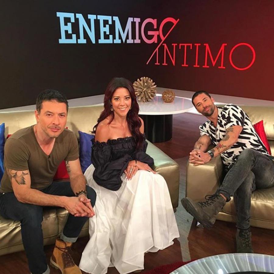 Fernanda Castillo, Raúl Méndez y Matías Novoa nos cuentan todo sobre Enemigo Íntimo