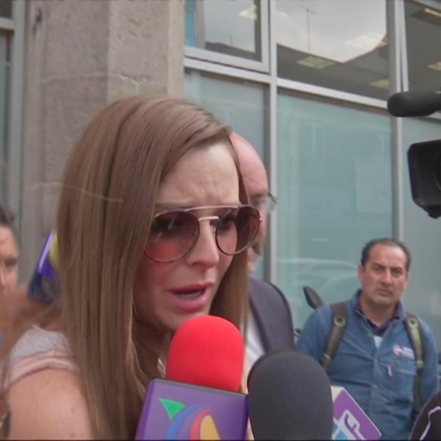 Marjorie de Sousa y Julián Gil vuelven a los juzgados y el conflicto parece no tener fin