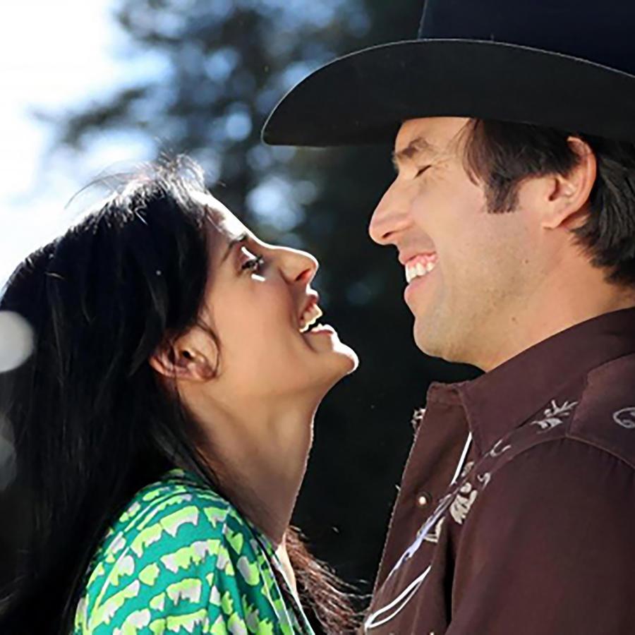 Rafael Amaya y Ximena Herrera en El Señor de los Cielos