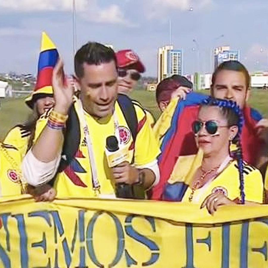fanaticos colombianos