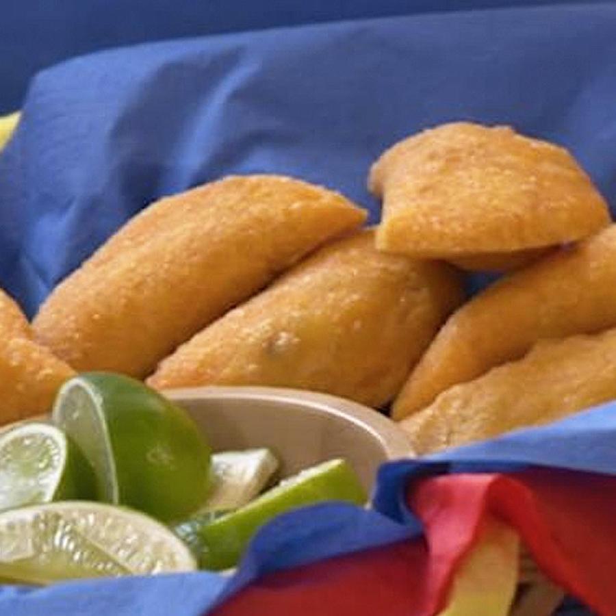 receta empanadas colombianas