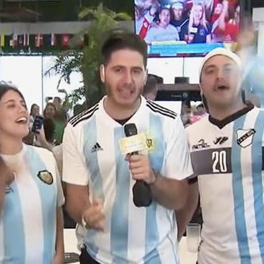 los argentinos confian en lio