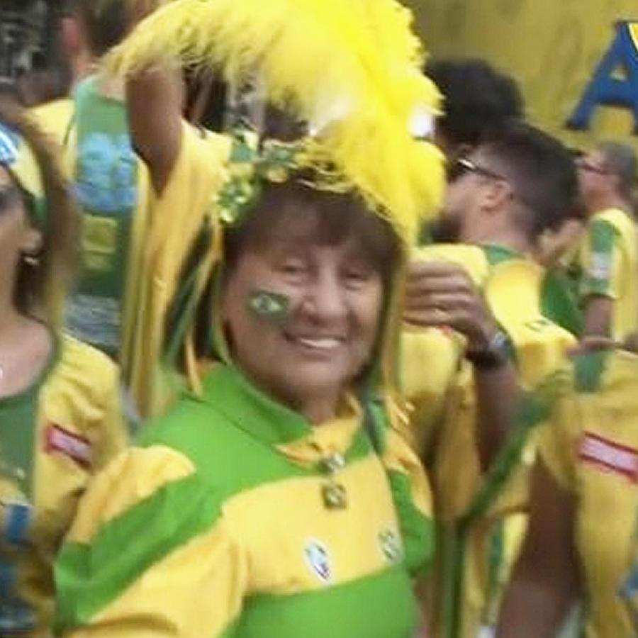brasileros sueñan ganar mundial