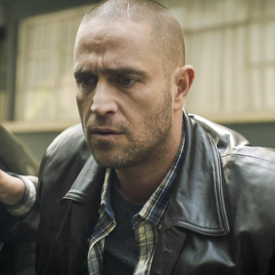 Michel Brown en Falco