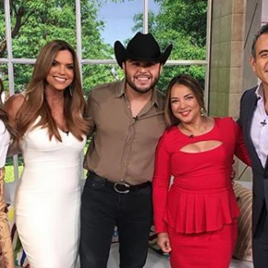 Gerardo Ortíz en Un Nuevo Día