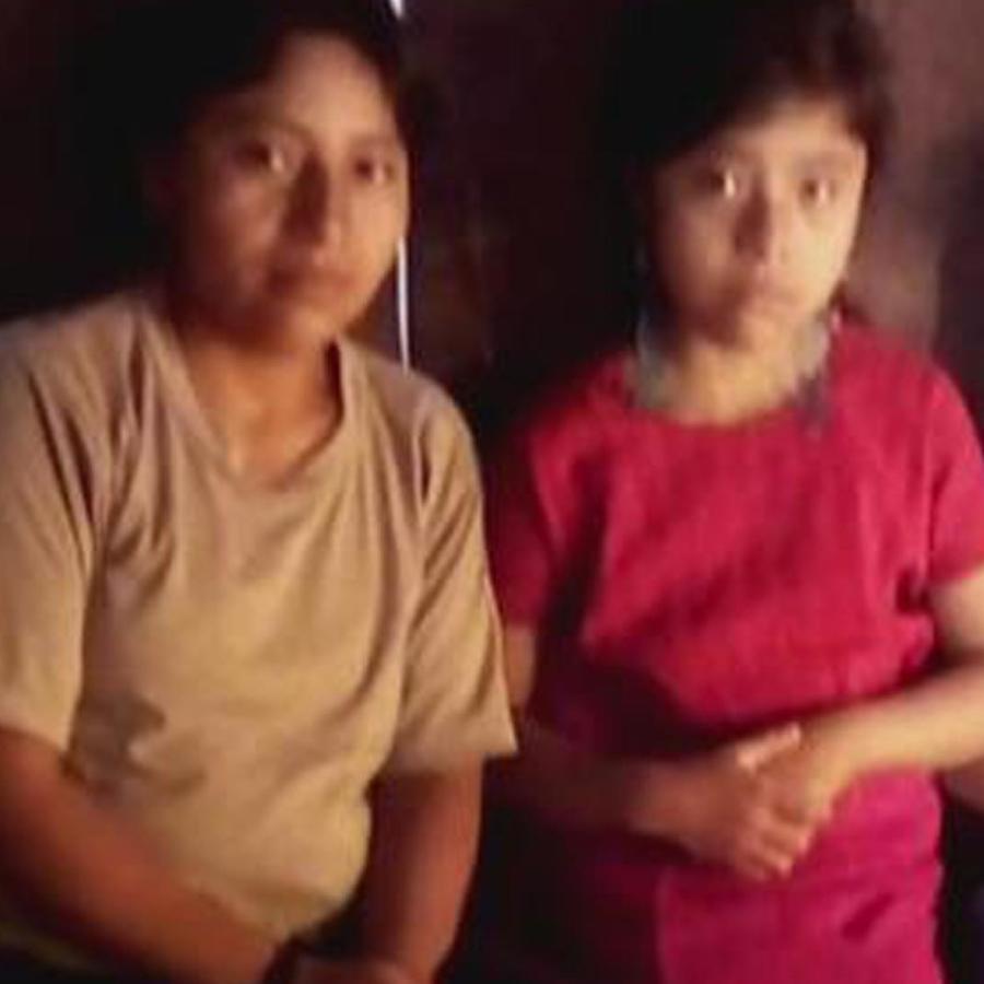 Familia guatemalteca