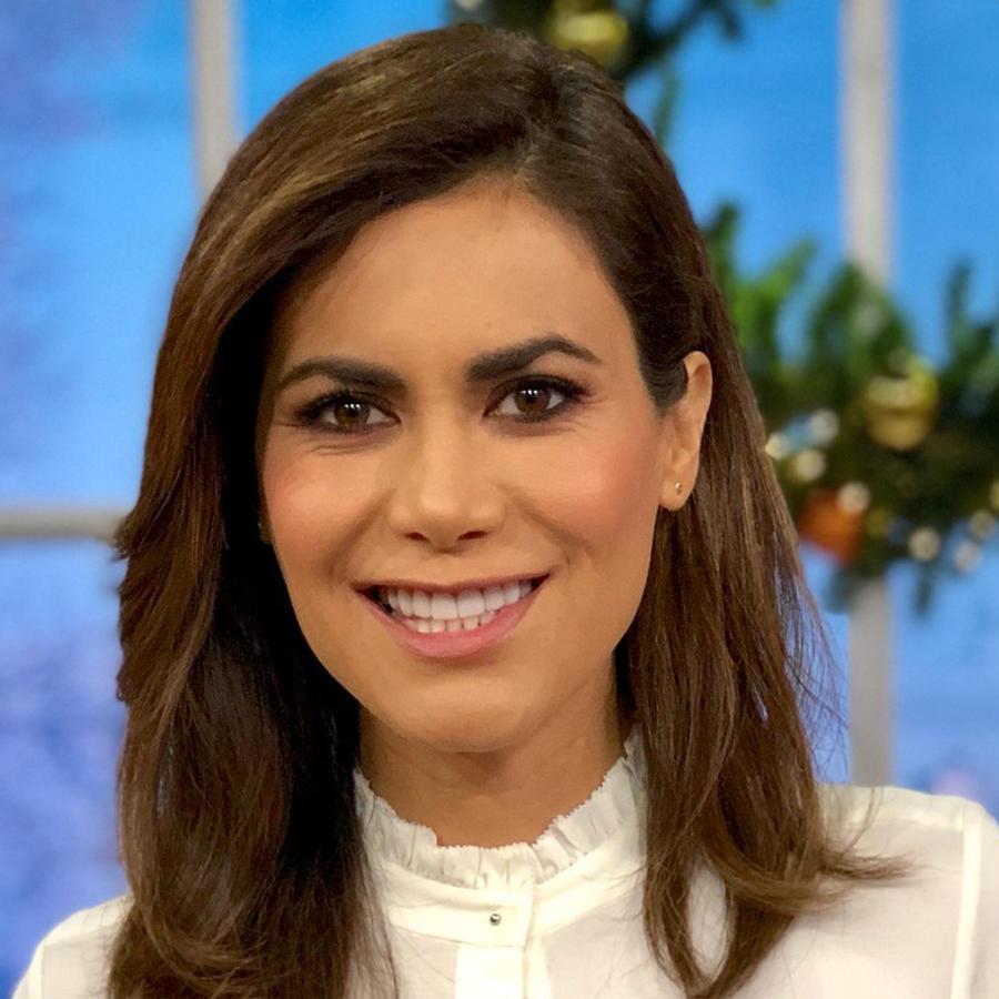Vanessa Hauc, presentadora hoy de las noticias de Un Nuevo Día