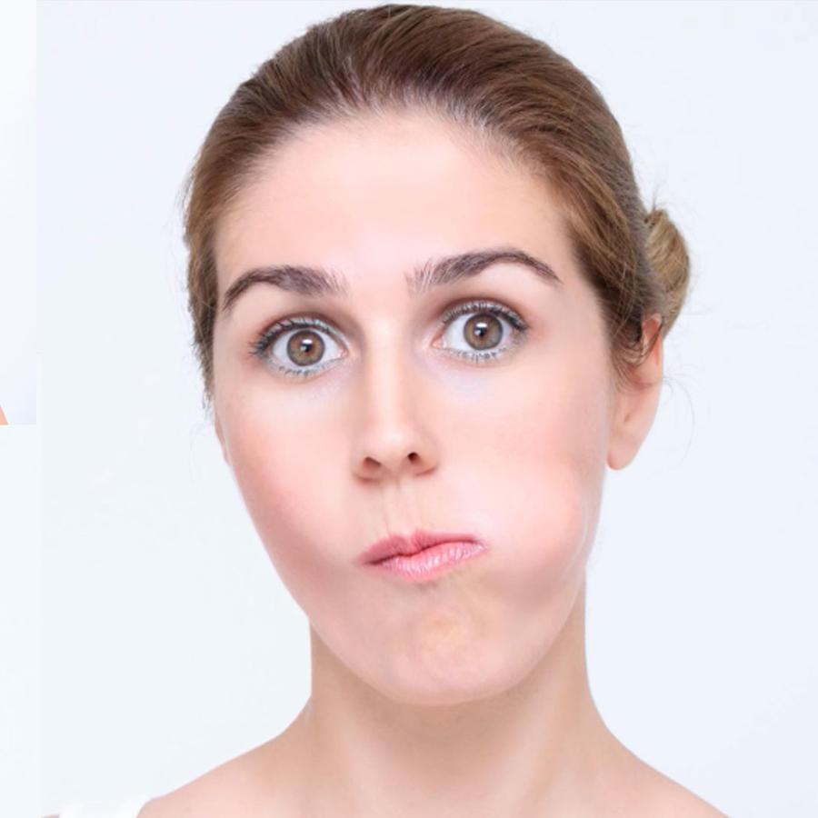 Ejercicios para el rostro